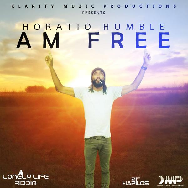 HORATIO HUMBLE - AM FREE - SINGLE #ITUNES 6/9/17 @rickklick