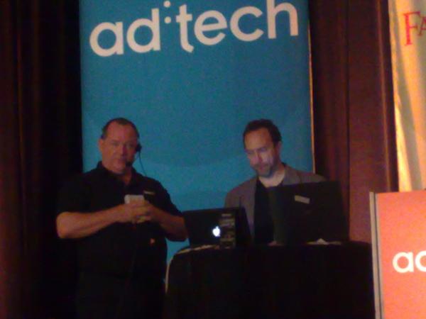 Jimmy Wales start op bij AdTechSF