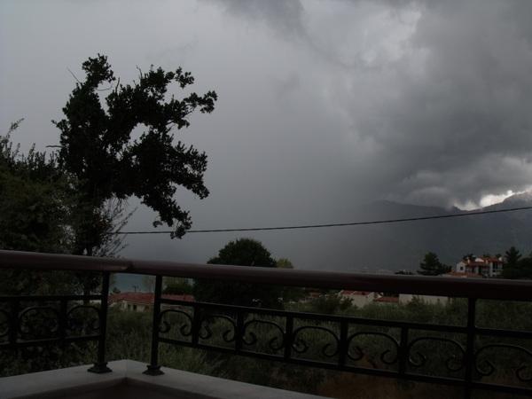 Storm op Thassos