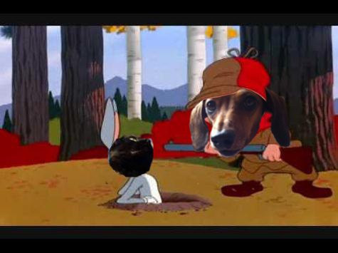 #nipclub Me and @autumnthedoxie as #dyamicdooh Bugs Bunny and...