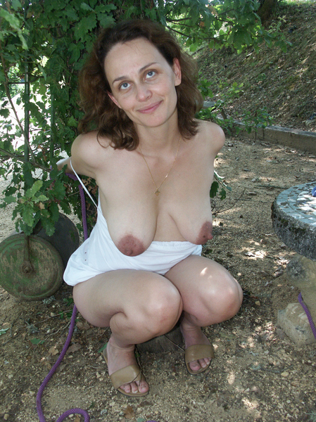 Amateur exhib sex wife