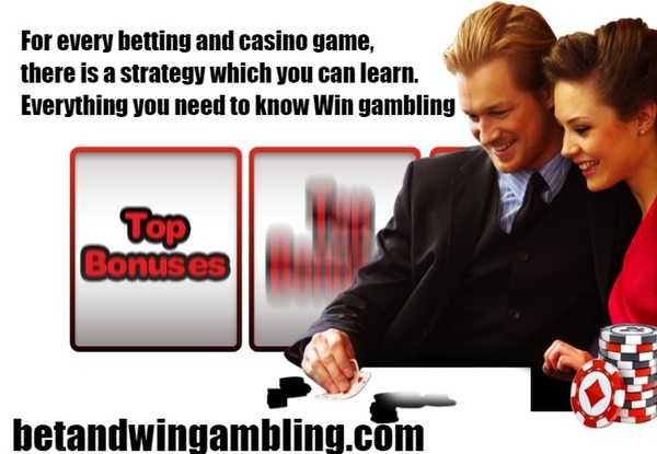 bet and win login