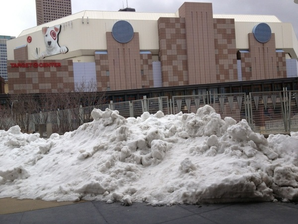 """Lets make that a """"picture"""" from outside Target Field.  #Angels"""