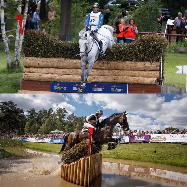 Eventing bondscoach Bettina Hoy is Duits kampioen geworden bij  @turniergesellschaft_luhmuehlen. @tim_lips was in de vierster beste Nederlander op plaats 11 #eventing #bondscoach #eventerofinstagram #equestrian 📷Hippofoto