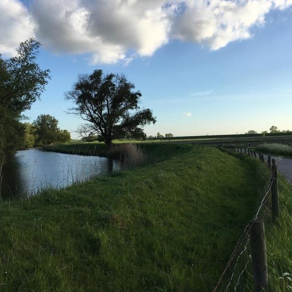 Rondje Heerjansdam, prachtig!