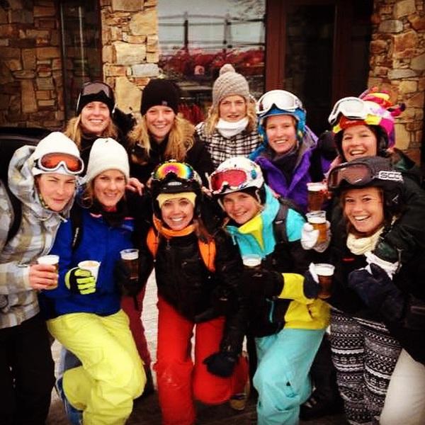Lekker dagje cruisen door de sneeuw! #les2alpes #vakantie