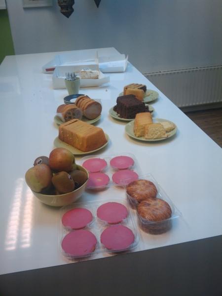 Nog meer taart