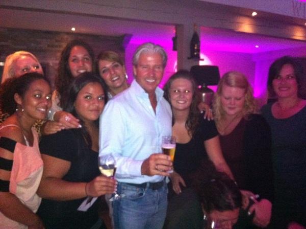 Rockanje Salsa beach club...!