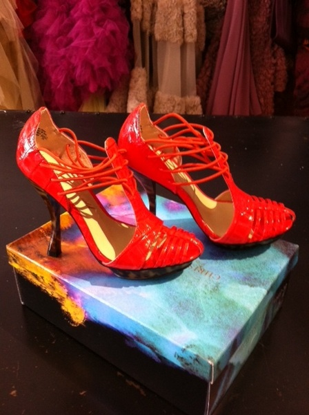 Some of the most exciting shoes I have ever designed for Payless. Go get them!