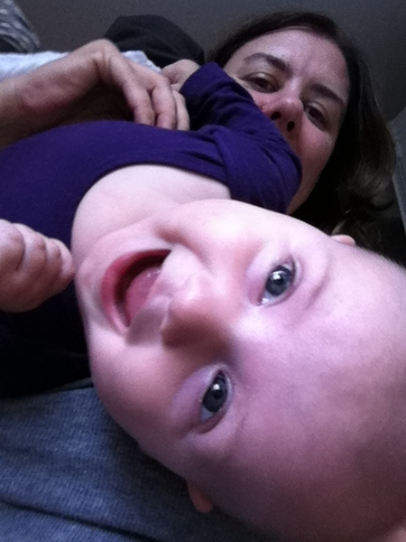 Fletcher upside down