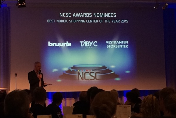 Nominees -  #Nordics #NCSC  @ICSCEurope #AWARDS >