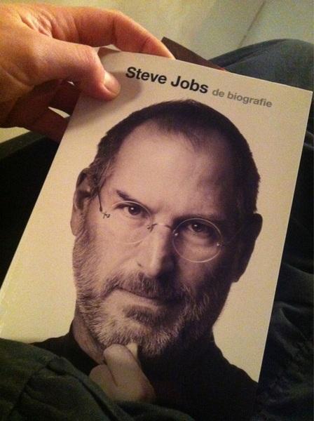 Niet al te beste recensies maar ga hem toch lezen #jobs