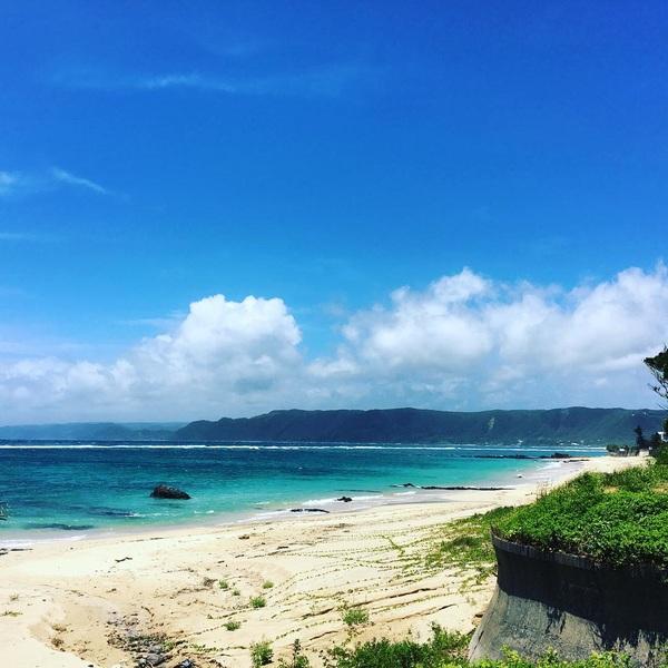 #amami #amamioshima #amazing #beautiful #sky #sea #beach #life #pic #😌 #ocean #sea #wave #summer #comingsummer