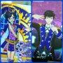 紫とか青が似合う兄妹…………………