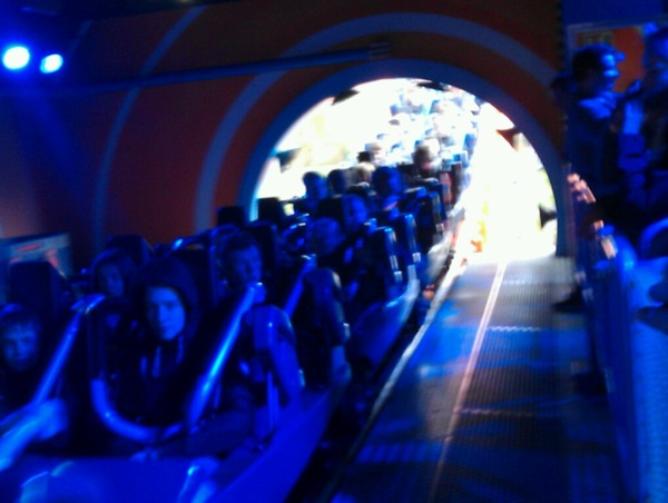 Speed of Sound te #Walibi