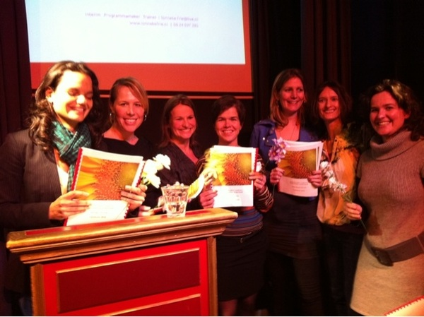 7 new powerladies join the Talentfirst! Welcome in our inspiring network!
