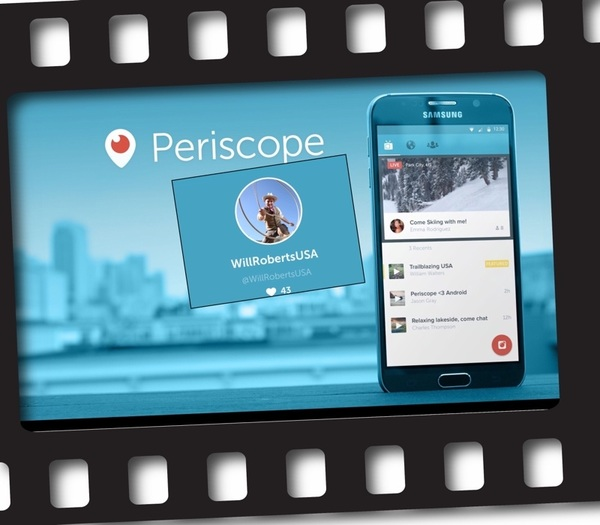@WillRobertsUSA Now on #Periscope & I Love It! Live #broadcast in #Hollywood Watch me #audition #Acting #Filming