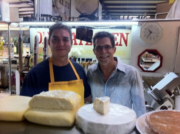 San Juan Market, DF: One of best cheesemongers for regional Mex cheeses
