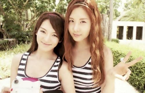 Hyo Seo selca pict